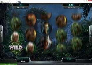 Dilophosaurusフリーゲーム1