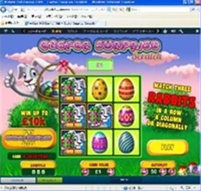 PLAY easter surprise SLOTS