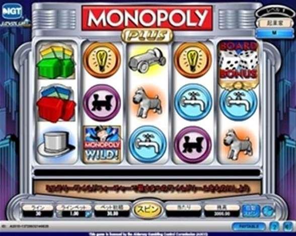 モノポリーのゲーム