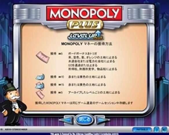 Monoplyマネー