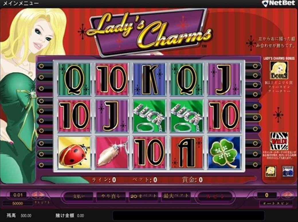 casino online betting lady charm