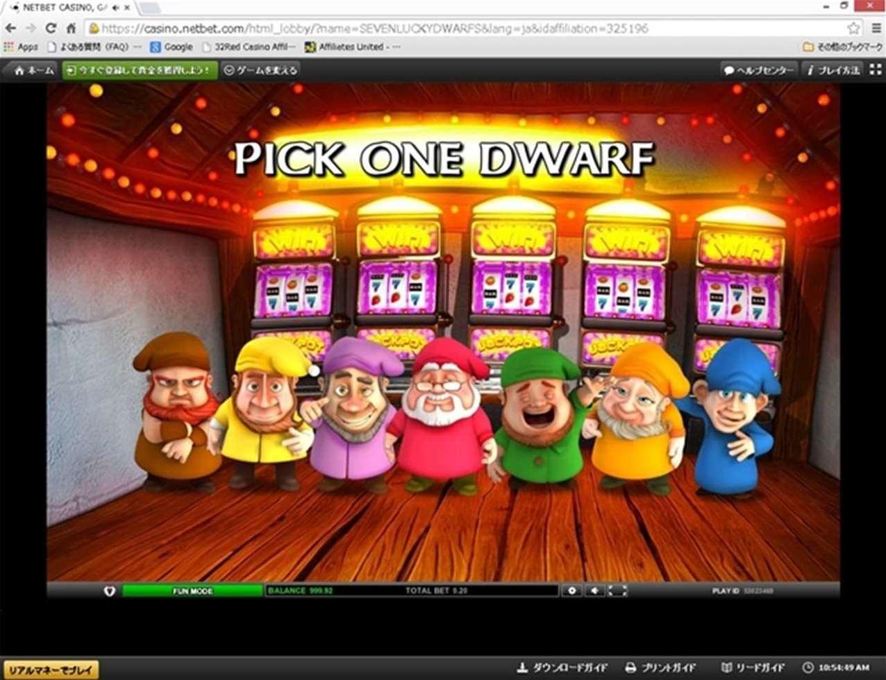 7 luck casino minimum bet