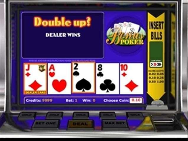 Dealer Card
