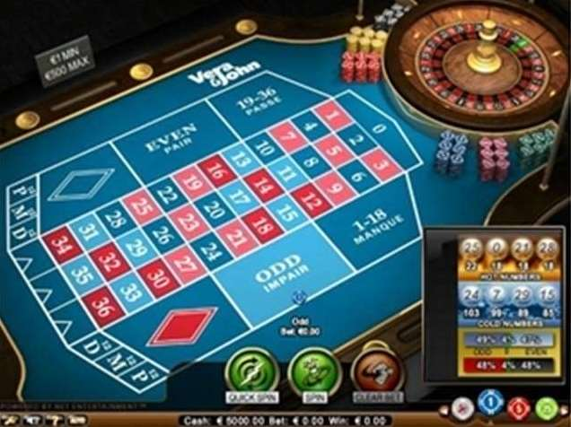 roulette pro french