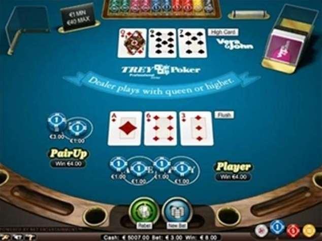 trey poker pro