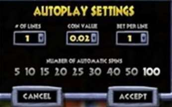 自動プレイ回数