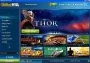 William Hill Casinoフラッシュ版カジノゲーム