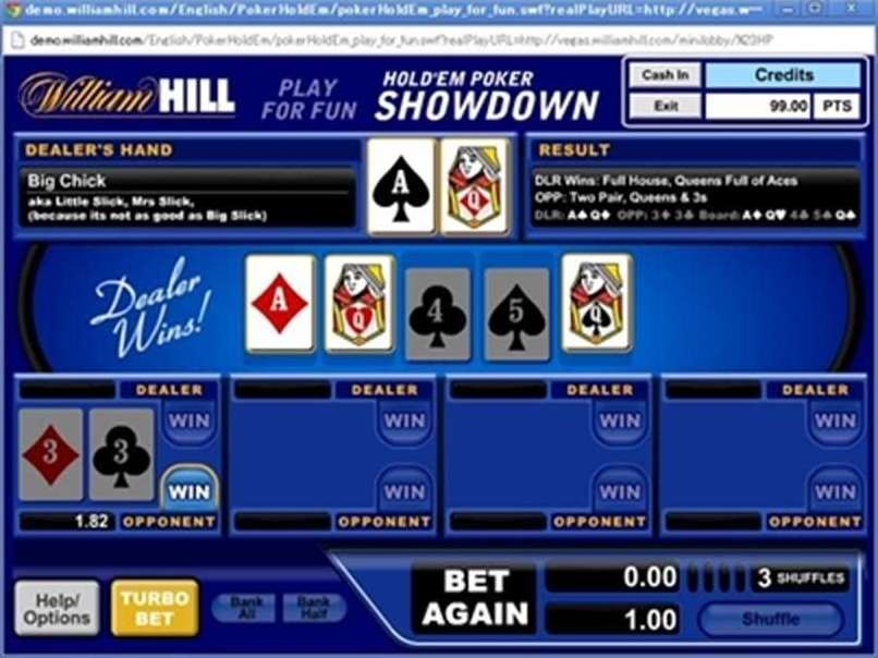 Holdem Poker ShowDown