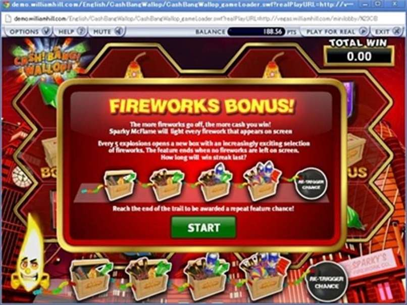 花火ボーナスfireworks bonus