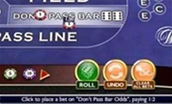 ドントパスオッズ(Don't Pass Odds)