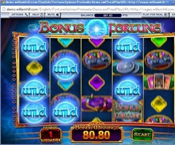 Fortune Spin8