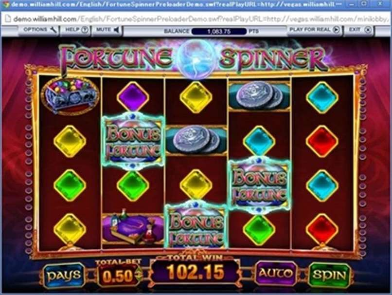 Fortune Spin6