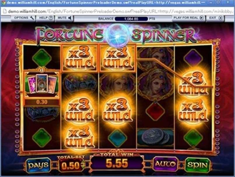 Fortune Spinner3