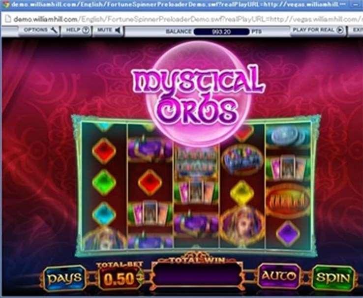 Mystical Oros機能2
