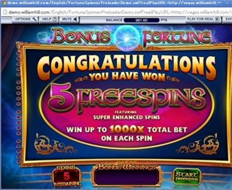 Fortune Spin7