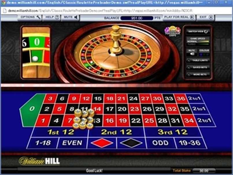 New Roulette