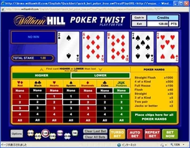Poker Twist