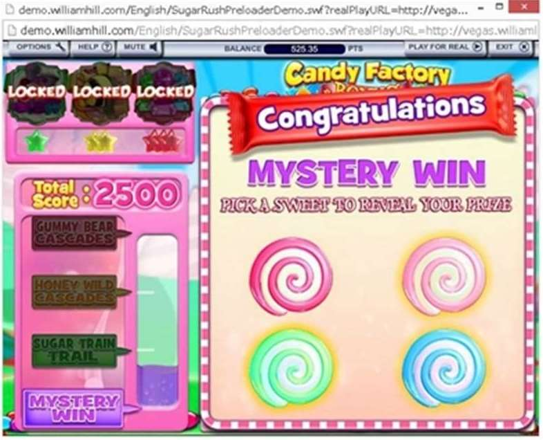 Mystery Winボーナス2