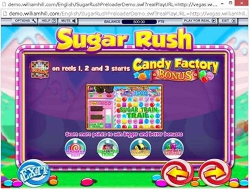 Sugar Rush2