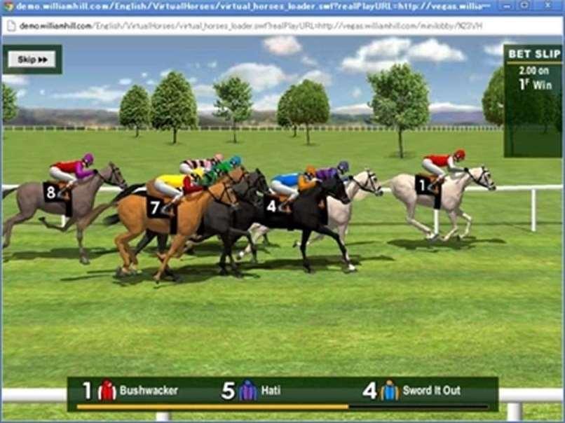 競馬レースゲーム