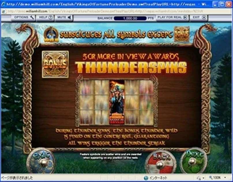 Thunder Spins3