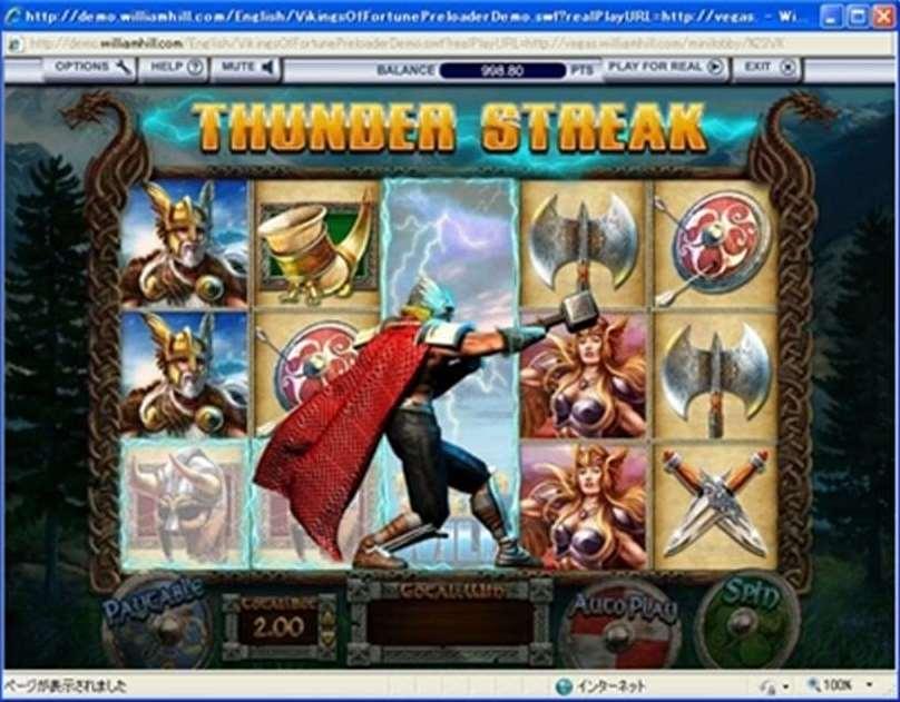 Thunder Streak4