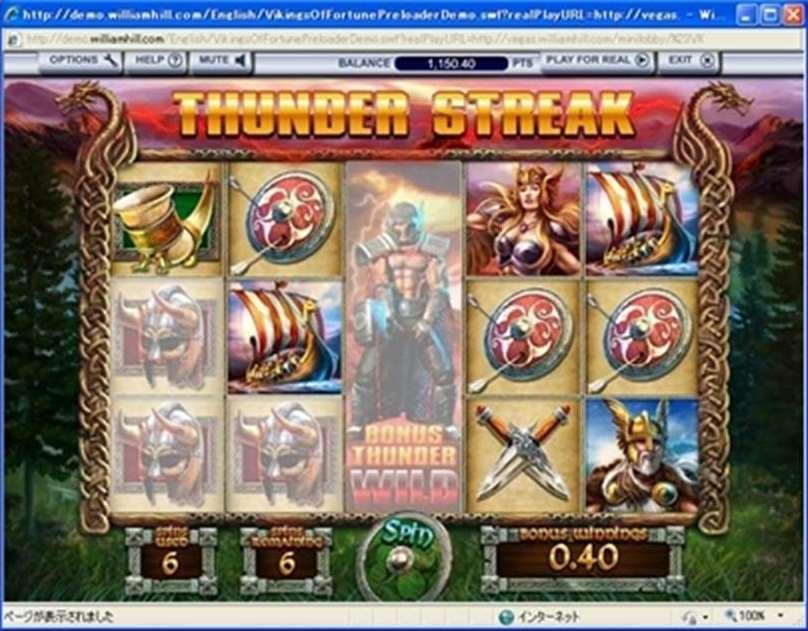 Thunder Spins4
