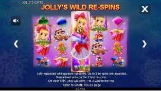 Jolly's Wild Re-Spin
