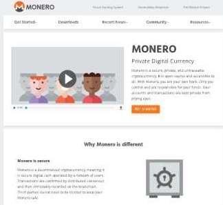 Get Monero