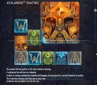 Avalance Feature