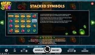 Stacked Symbols