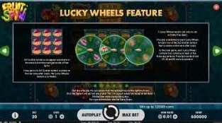 Lucky Wheels Feature