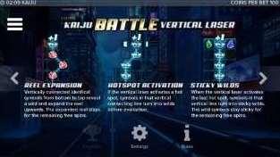 Vertical Laser