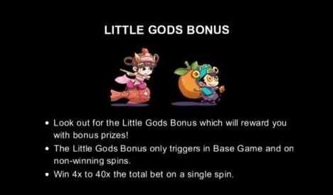 Little Gods Bonus