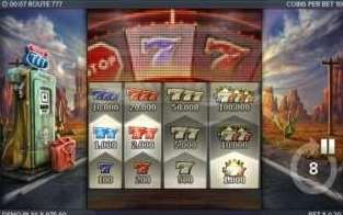 フリースピン中のボーナスゲーム7