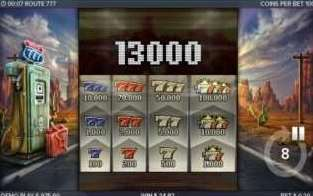 フリースピン中のボーナスゲーム11