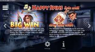 Happy spins3