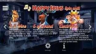 Happy spins2