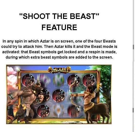 Shoot The beast Feature