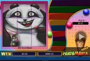 Panda Mania Scratch3
