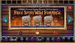 Wild Furnace Free Spins2