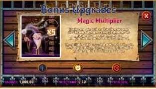 Magic Multiplierモディファイア1