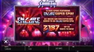 Encore Free Spins