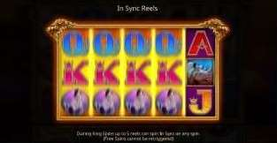 King Free Spins2
