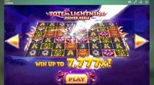 Totem Lightning Power Reels2