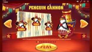 PENGUIN CANNON1