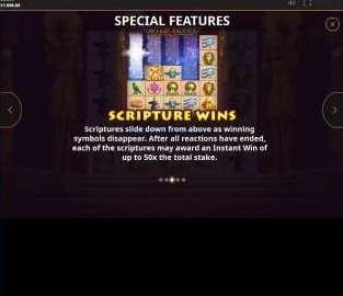 SCRIPTURE WINS