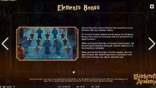Elements Bonus