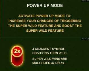 Power up Mode2