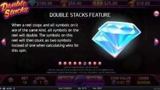 Double Stacks Feature